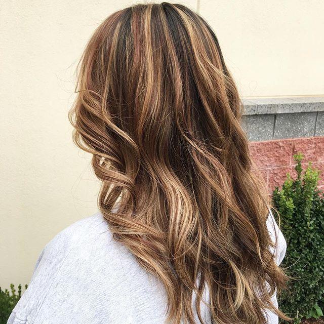 Balayage hair 💁🏻 Don't care 💁🏻 Hair by Kiara
