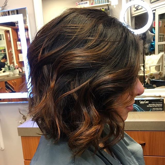 Hair by _hairby_kristarose 😘 #kiaramooneyhmua #workflow #solasalons #solaboston #hairbrained #love