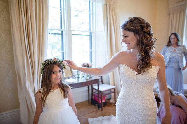 Jessica & her beautiful daughter for her September wedding 👰🏻👰🏻 #wedding #kiaramooneyhmua #hair