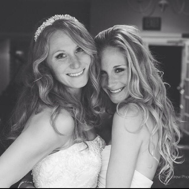 Instagram - My bride Christen & her bridesmaid Drea from last Saturday wedding �