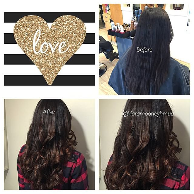 Instagram - Hair on @kjmhenderson with @goldwellkmsacademy and @kmscalifornia #h