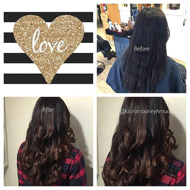 Instagram - Hair on @kjmhenderson with @goldwellkmsacademy and @kmscalifornia #h