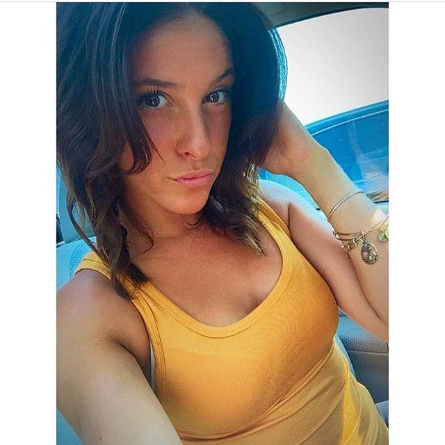 Thanks for the sexy summer selfie _arfusco12 😘😘 #kiaramooneyhmua #solasalons #haircut #summerselfi