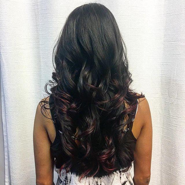 BlowDRY by Krista #wedding #hairstylist #kiaramooneyhmua #solasalons #blowdry #hair #salon #curls #l