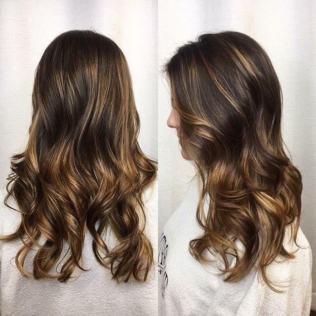Happy Hair 💁🏻 Happy Sunday 🎉 The Beautiful Balayage Collection by_ _hairby_kristarose . .