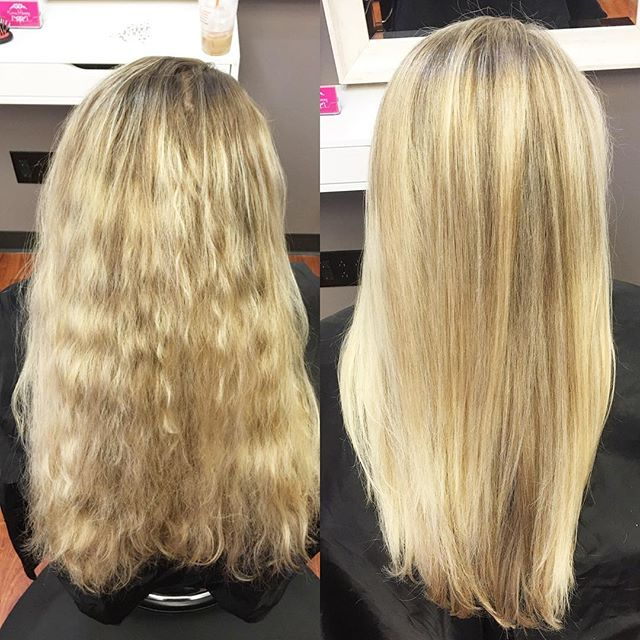 Highlight, new blonde & cut by Krista 💁🏻 #change #evolve #beauty #businessevolution #hairlife #sol