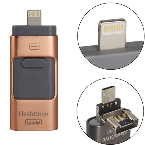 3 IN 1 USB FLASHDRIVE 32G