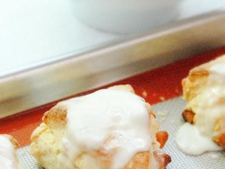 Recipe: Butterscotch Scones