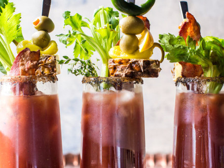 Brunch Sipping: The Jalapeño Bloody Mary