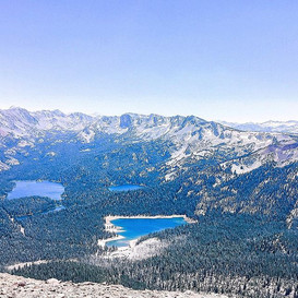 Mammoth Mountain in California holds spe