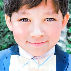 He's pretty fly with a bow-tie. ._._._He