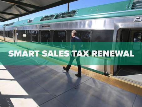 SMART Sales Tax Renewal