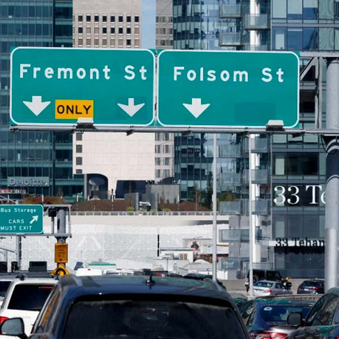 FOLSOM RAMPS REALIGNMENT PROJECT