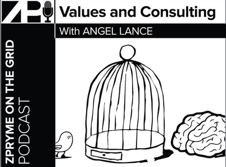 Values and Consulting with Angel Lance