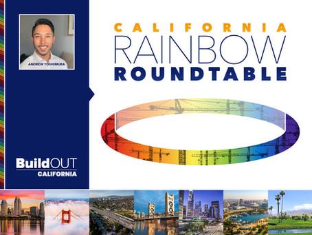 BuildOUT California announces the California Rainbow Roundtable