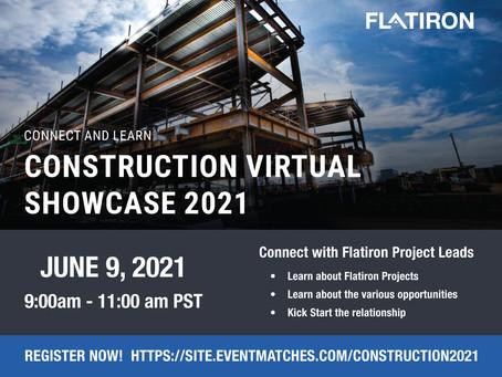 Flatiron Construction Virtual Showcase