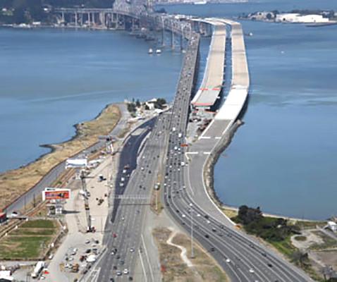 SAN FRANCISCO OAKLAND BAY BRIDGE/OAKLAND TOUCHDOWN CONTRACT