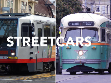 We miss streetcars' frequent and reliable service, not streetcars themselves