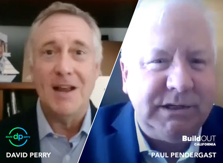 David Perry interviews Paul Pendergast