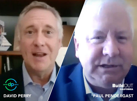 David Perry interviews Paul Pendergast