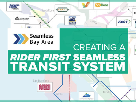 Creating a Rider First Seamless Transit System