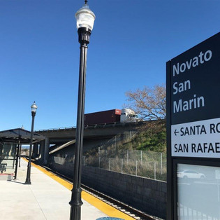 Novato San Marin Station