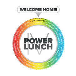 POWER LUNCH IV