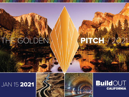 TOMORROW: THE GOLDEN PITCH at 8am sharp - Sign up tonight!