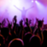 Concert Production - Performer people clapping