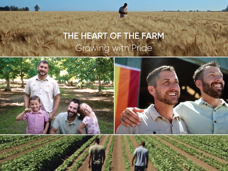 The Heart of the Farm: Growing with Pride: Meet Leon Etchepare