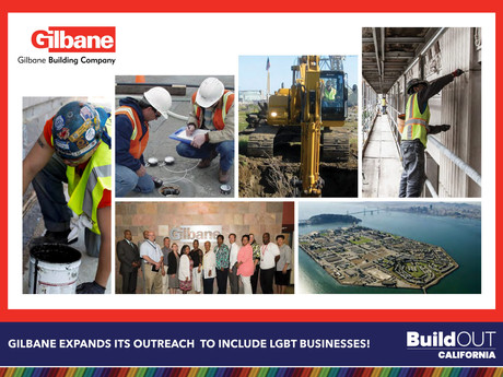 Gilbane Expands Its Outreach to Include LGBT Businesses!