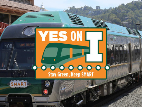 Stay Green Keep SMART and vote YES on Measure I