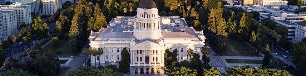 State Capital Building in Sacramento
