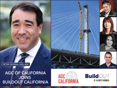 AGC of California and BuildOUT Announce Historic Collaboration