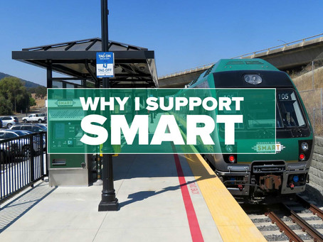 Why I support SMART