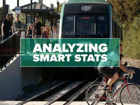 Analyzing the stats on SMART