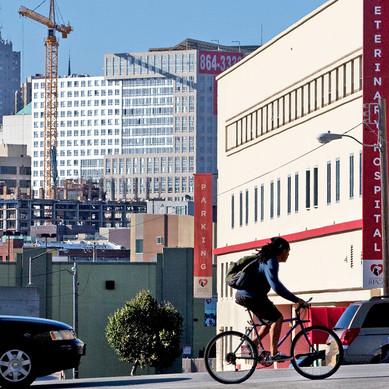 NEMBA - looking towards downtown San Francisco