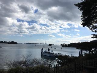松島かき祭り Matsushima Oyster Festival