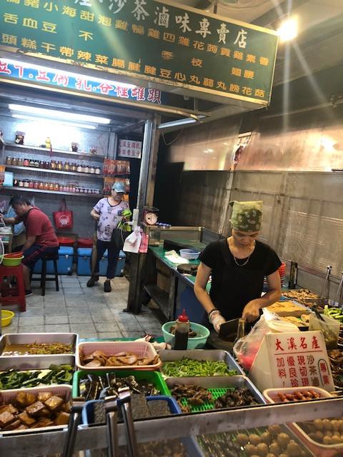 士林夜市/Shi-Lin Night Market