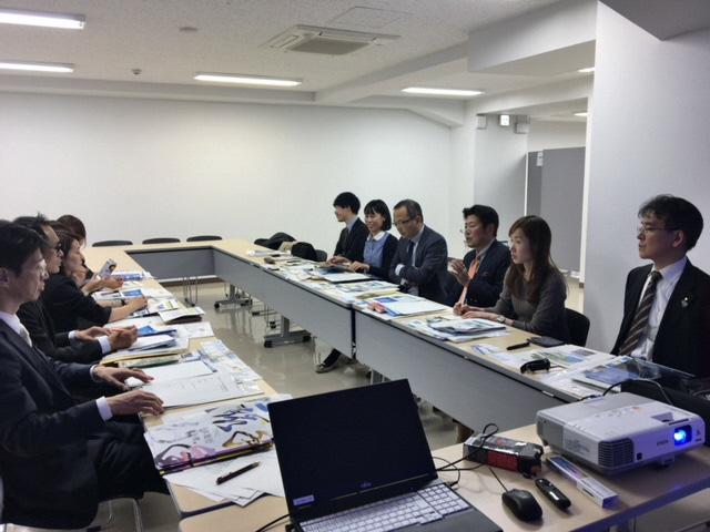国内加盟湾ネットワーク Japanese bays meeting