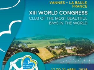第13回世界で最も美しい湾クラブ世界大会inフランス モルビアン湾編その1 / The 13th World Congress of the Most Beautiful Bays in the Wo