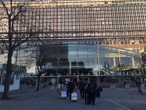 Montparnasse Station, Paris