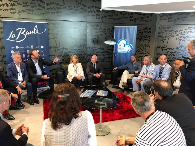 press board conference