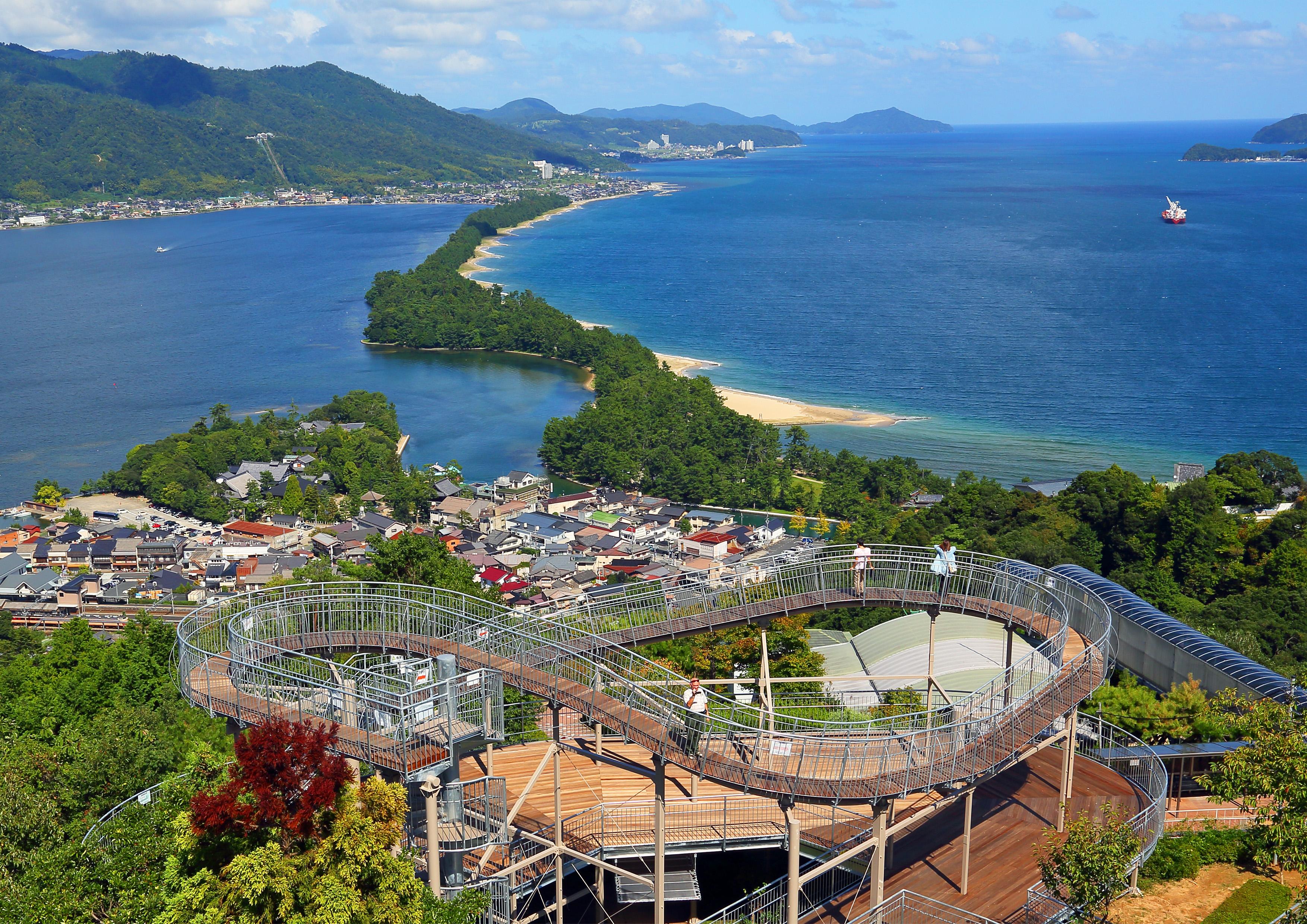 天橋立ビューランド Amanohashidate View Land