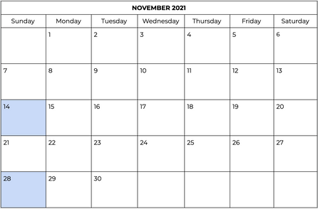 Markham - November