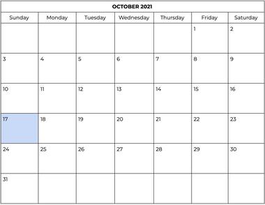 Markham - October