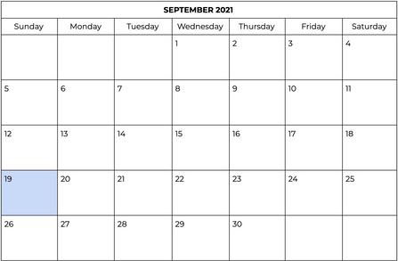 Markham - September