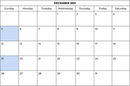 Markham - December
