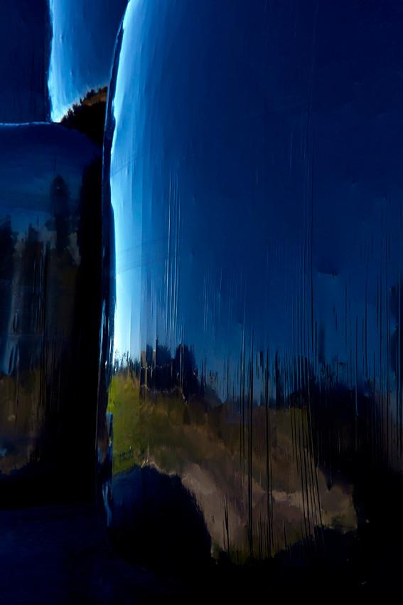 Toutes noires sous le ciel bleu