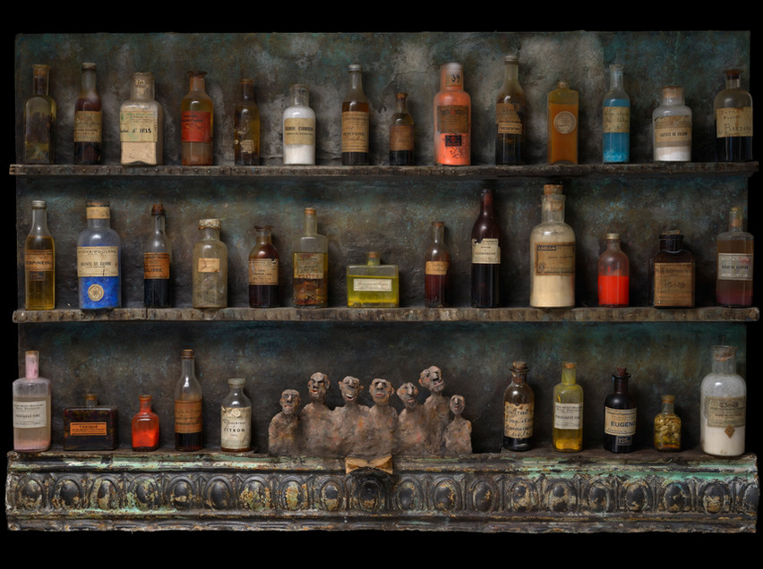 Grand Elixirs au livre